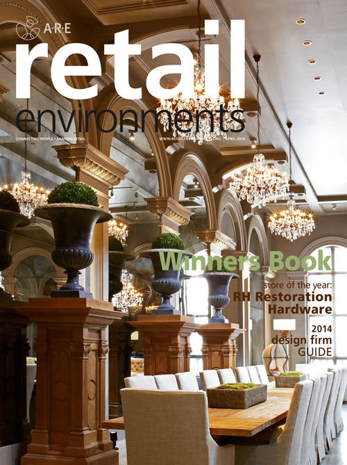 CLICK ON MAGAZINE COVER TO READ ABOUT A.R.E. DESIGN AWARDS