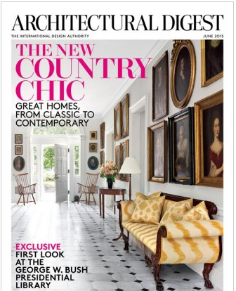 CLICK ON MAGAZINE COVER TO READ ARTICLE: Restoration Hardware's Boston Flagship Store