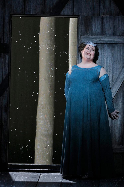 Adalgisa in Norma   San Francisco Opera Photo by Cory Weaver