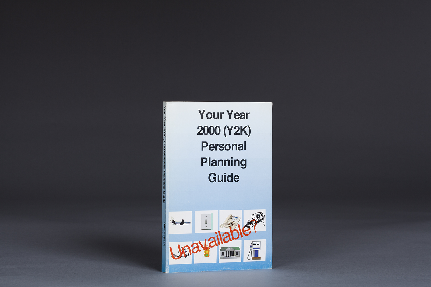 Your Year 2000 (Y2K) Personal Planning Guide - 9831 Cover.jpg