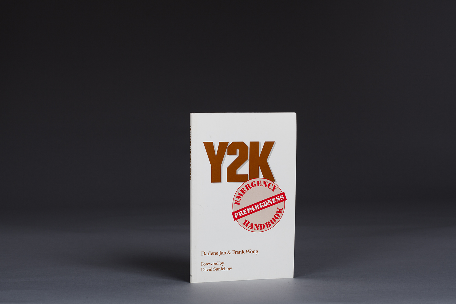 Y2K Emergency Preparedness Handbook - 9988 Cover.jpg