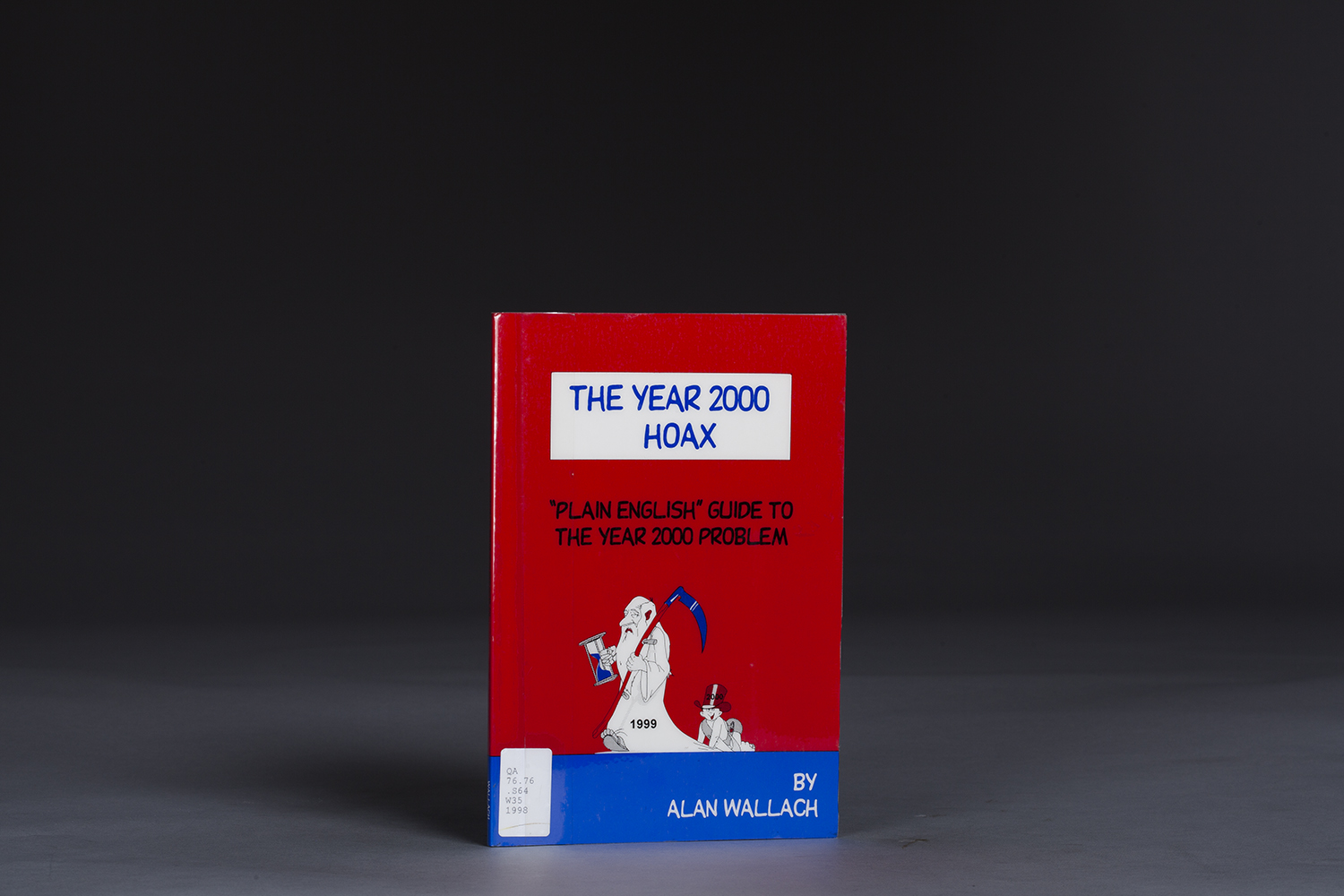 The Year 2000 Hoax - %22Plain English%22 Guide to the Year 2000 Problem - 1019 Cover.jpg