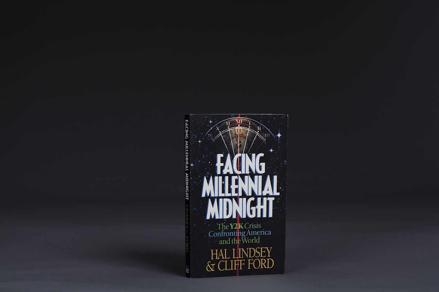 Facing Millennial Midnight - The Y2K Crisis Confronting America and the World - 0739 Cover.jpg