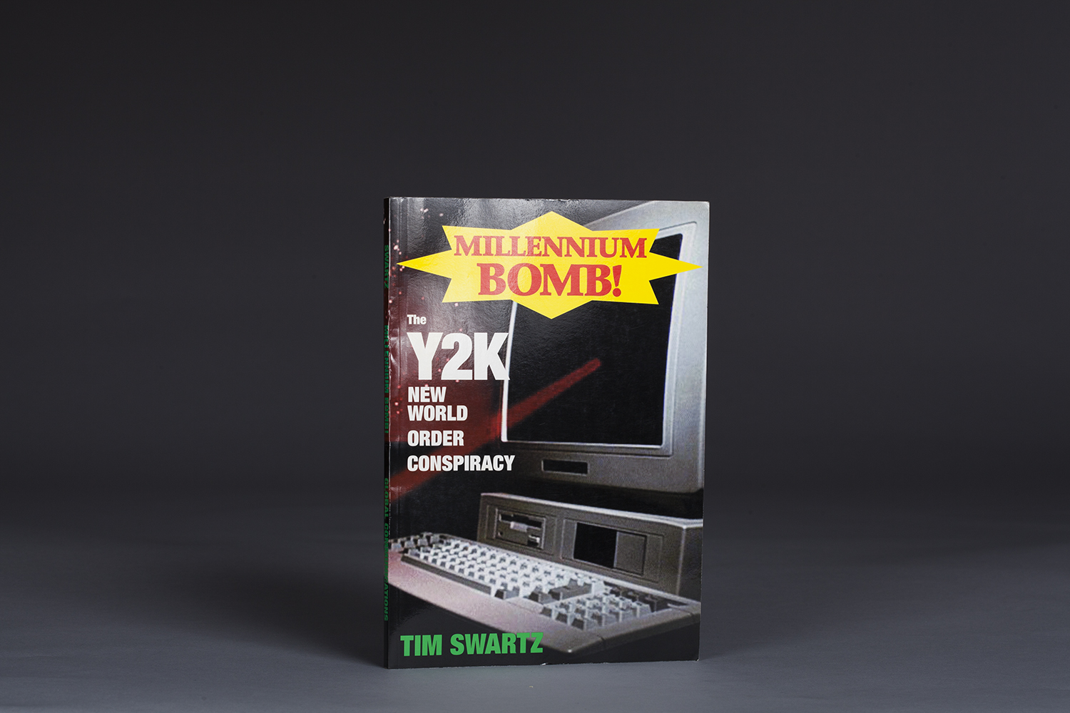Millennium Bomb The Y2K New World Order Conspiracy - 9752 Cover.jpg