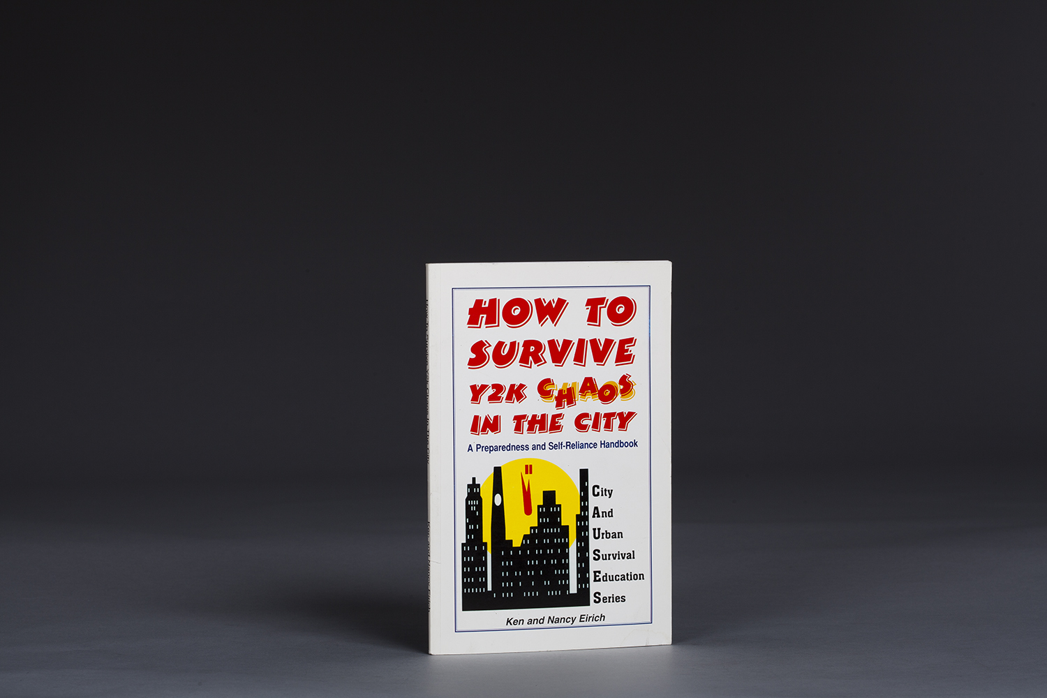 How to Survive Y2K Chaos in the City - 0562 Cover.jpg