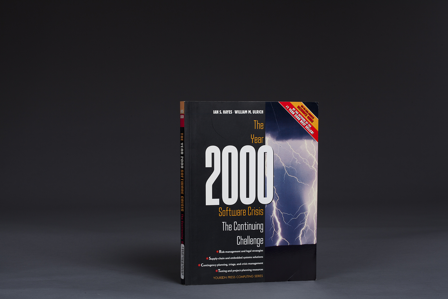 The Year 2000 Software Crisis - The Continuing Challenge - 0650 Cover.jpg