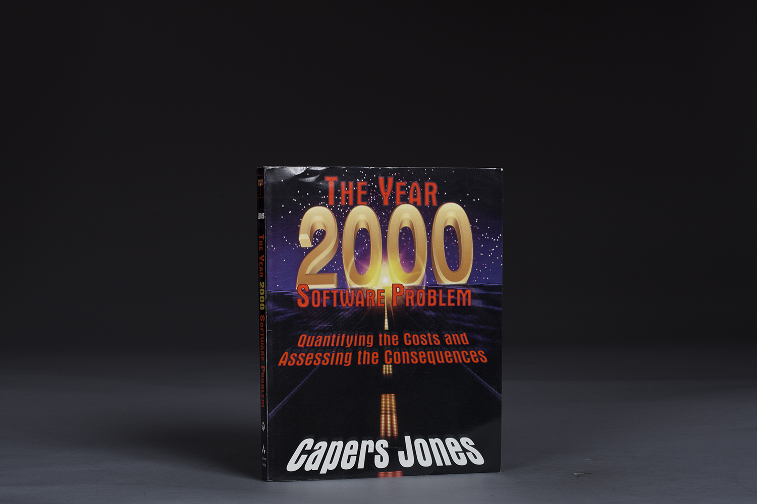The Year 2000 Software Problem - Quantifying Costs - 1001 Cover.jpg