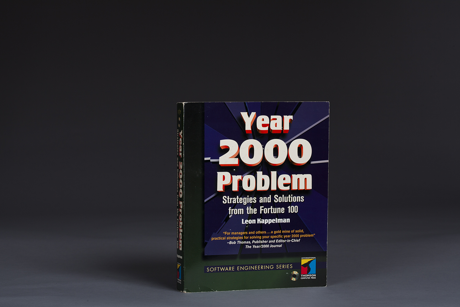 Year 2000 Problem Strategies and Solutions from the Fortune 100 - 0148 Cover.jpg