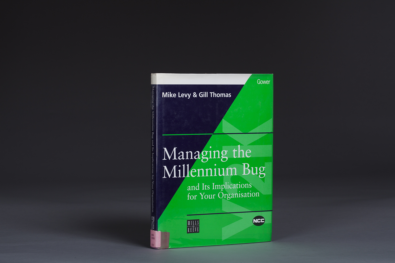 Managing the Millennium Bug and Its Implications for Your Organisation - 0006 Cover.jpg