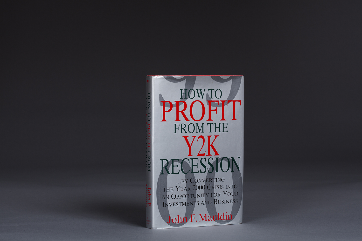 How to Profit from the Y2K Recession - 0010 Cover.jpg