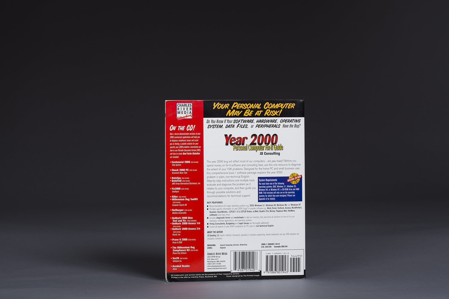 Year 2000 Personal Computer Fix-It Guide - 0081 Back.jpg