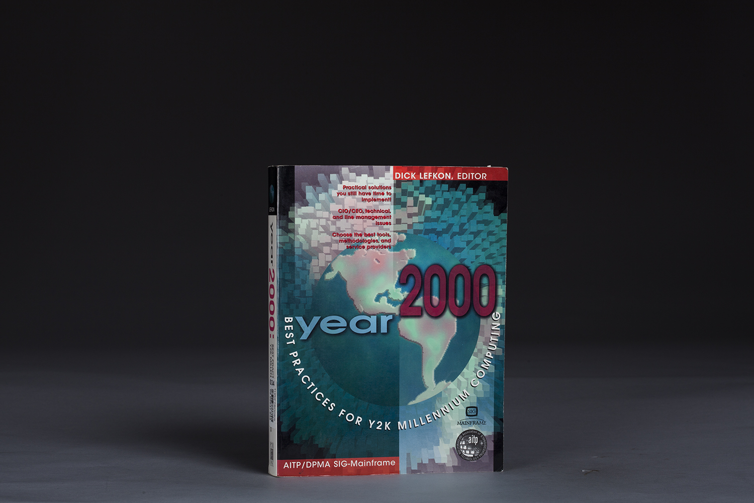 Year 2000 Best Practices for Y2K Millennium Computing - 0995 Cover.jpg