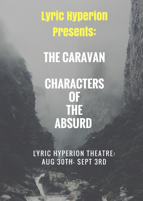 The Caravan is a new character based variety show at The Lyric Hyperion.    Each performer will be creating new & unusual characters for your enjoyment and discomfort.   A one man band will guide you through the experience.   Surprises are in store as we continue to build this show from the ground up.    Nightly run August 30th - September 3rd @ 10pm     August 30th & 31st are Preview Nights w/ talk back.   Sept 1st-3rd are Pay-What-You-Can!    Featuring:   Natalie Palamides   Courtney Pauroso    Jrd M Rmrz   Bra Don   Christina Catherine Martinez   Shawn Stoner   Kevin Krieger   Laura Campbell   Jan Lefrançois-Gijzen    Directed by: Mark Sherman  Creative Assistant: Meggan Kaiser