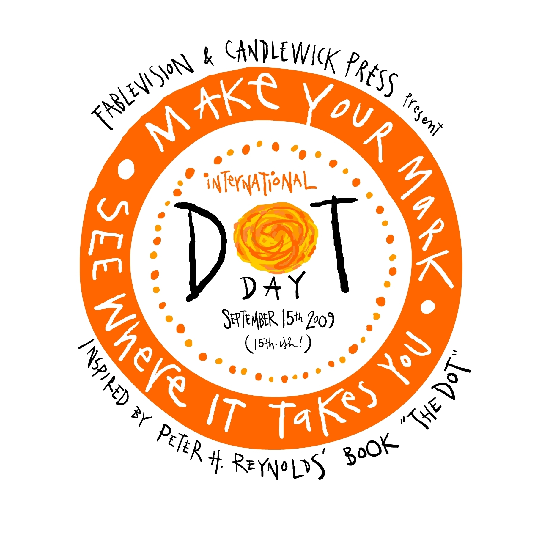 First Dot Day Logo