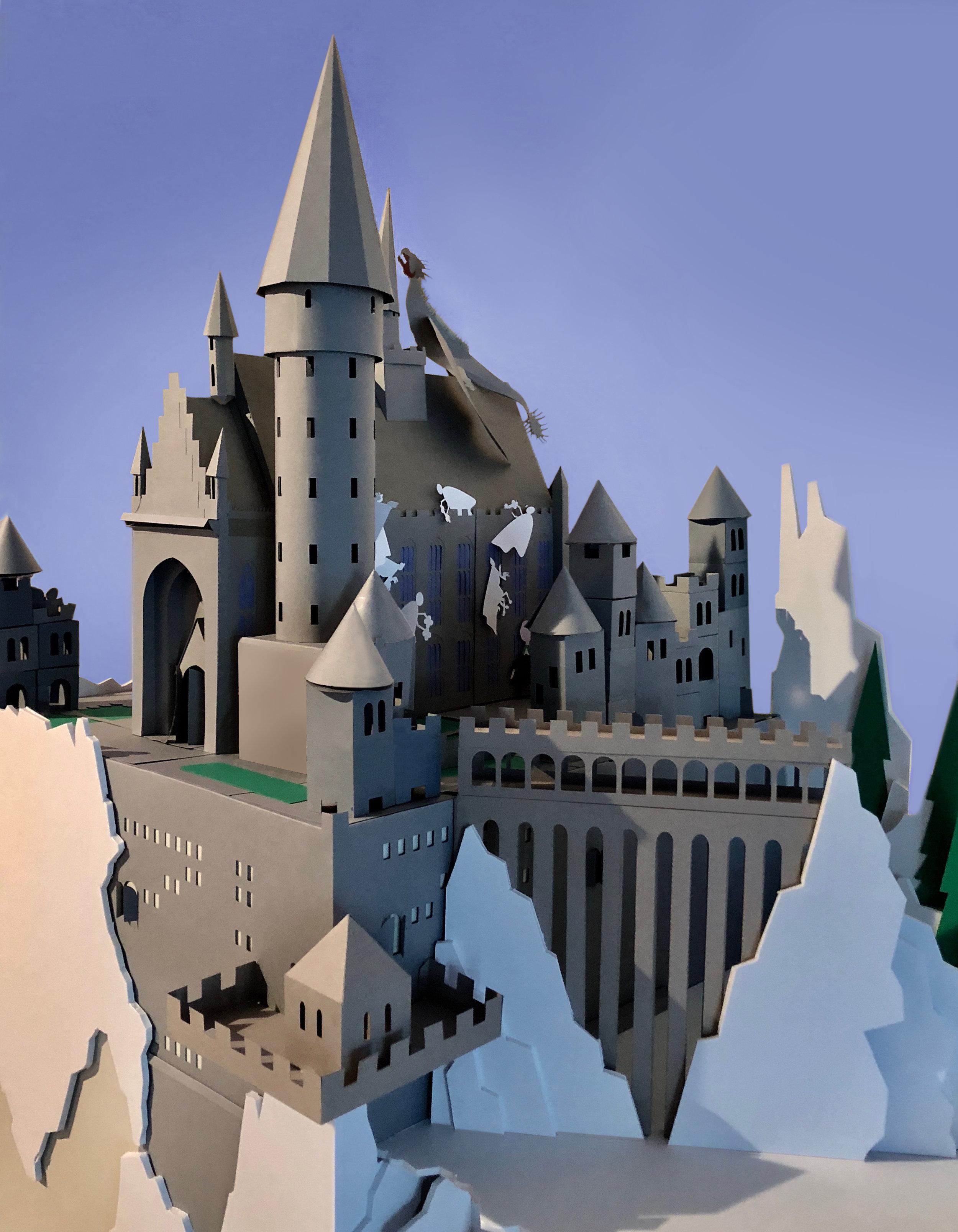 25 Hogwarts and the Dragon.jpg