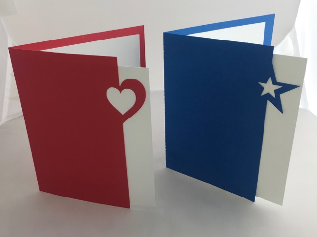 Star & Heart Card