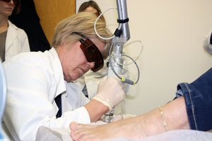 Vermont Laser Services offers advanced laser technology provided by laser technicians who are Licensed Medical Professionals in the State Of Vermont and have received their Laser certification by industry leader in laser education, safety and use - the New Look Laser College in Houston, TX.