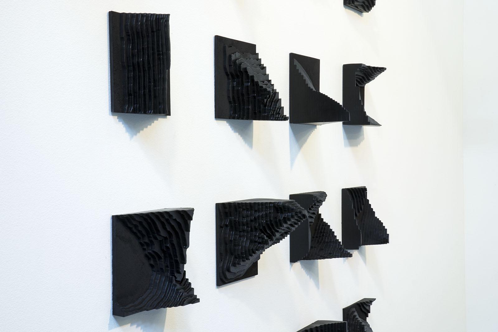 Blackscapes (detail)