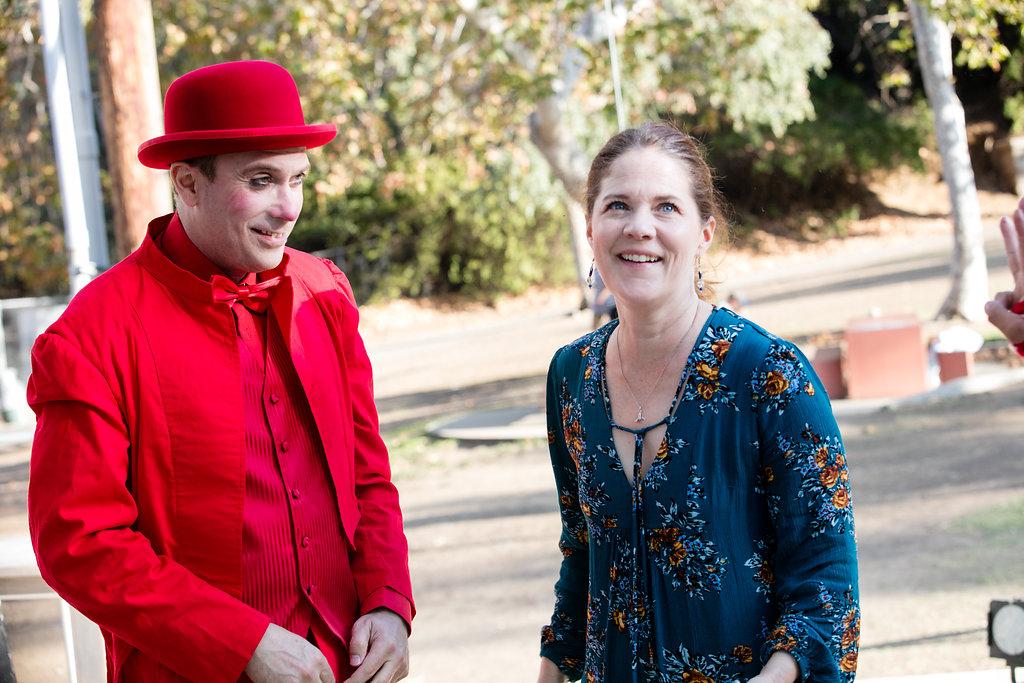 David Melville & Melissa Chalsma (Photo by Grettel Cortes)