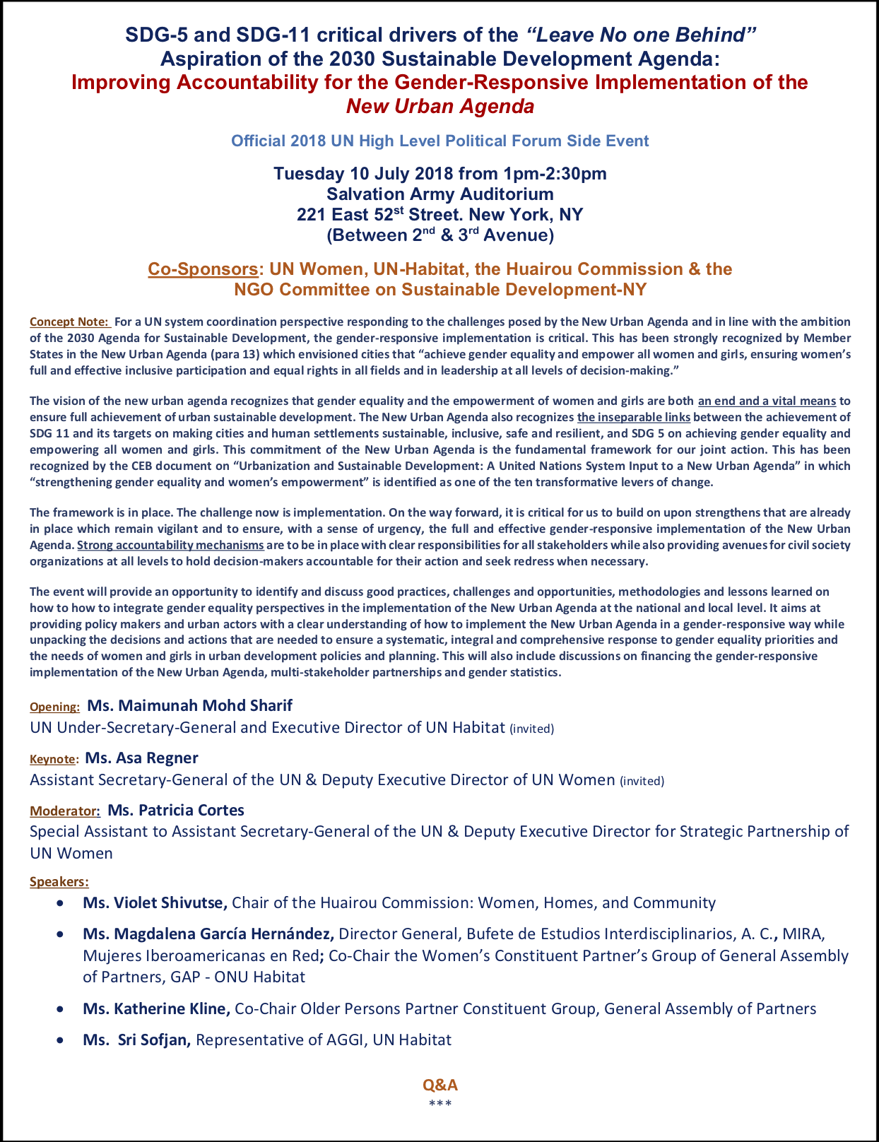 HLPF Side Event 7-10-18 UNWomen-HC-UN Habitat-NGOCSD-NY 3B.png