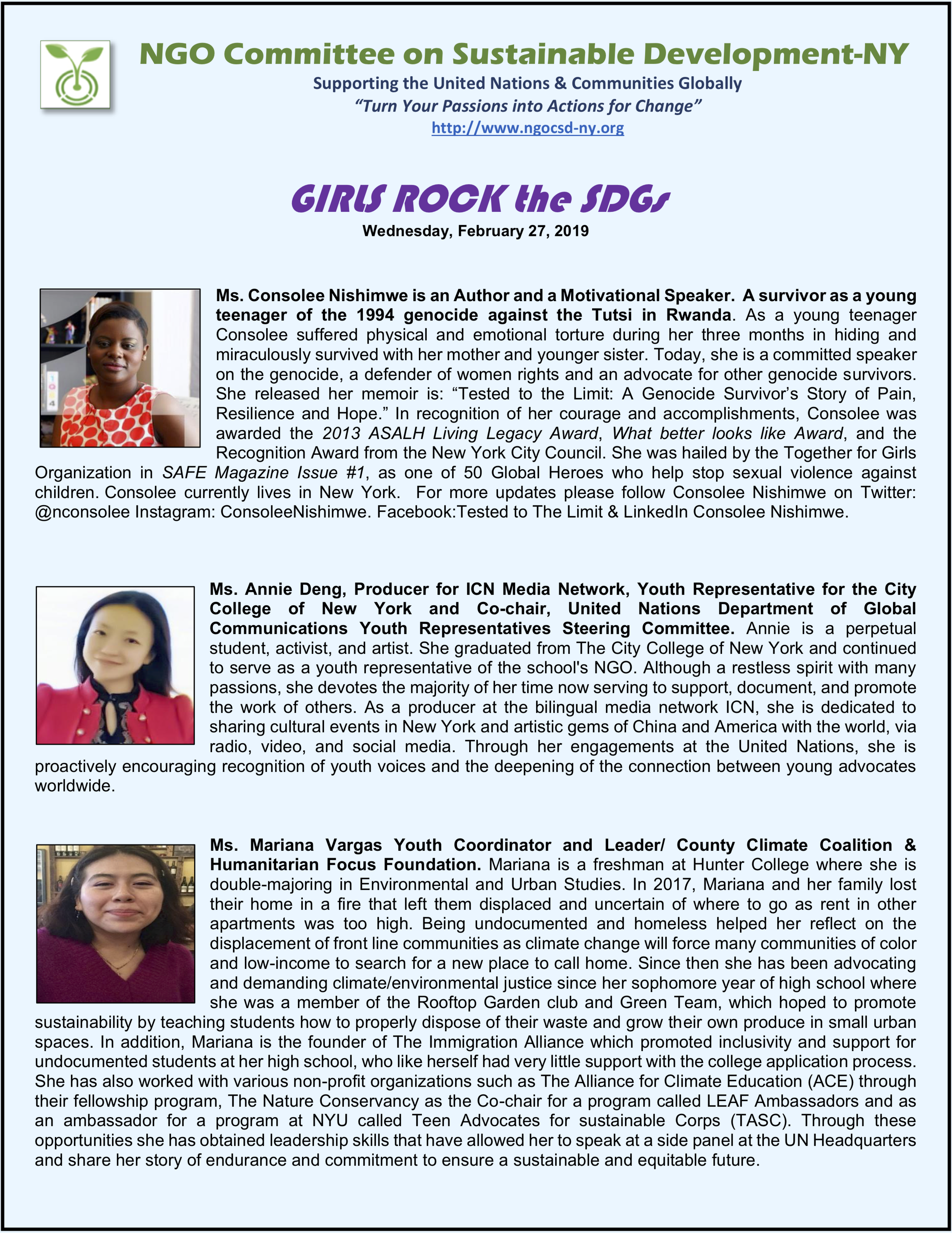 NGOCSD-NY 2-27-19 GIRLS ROCK the SDGs Photo-Bios A2.png