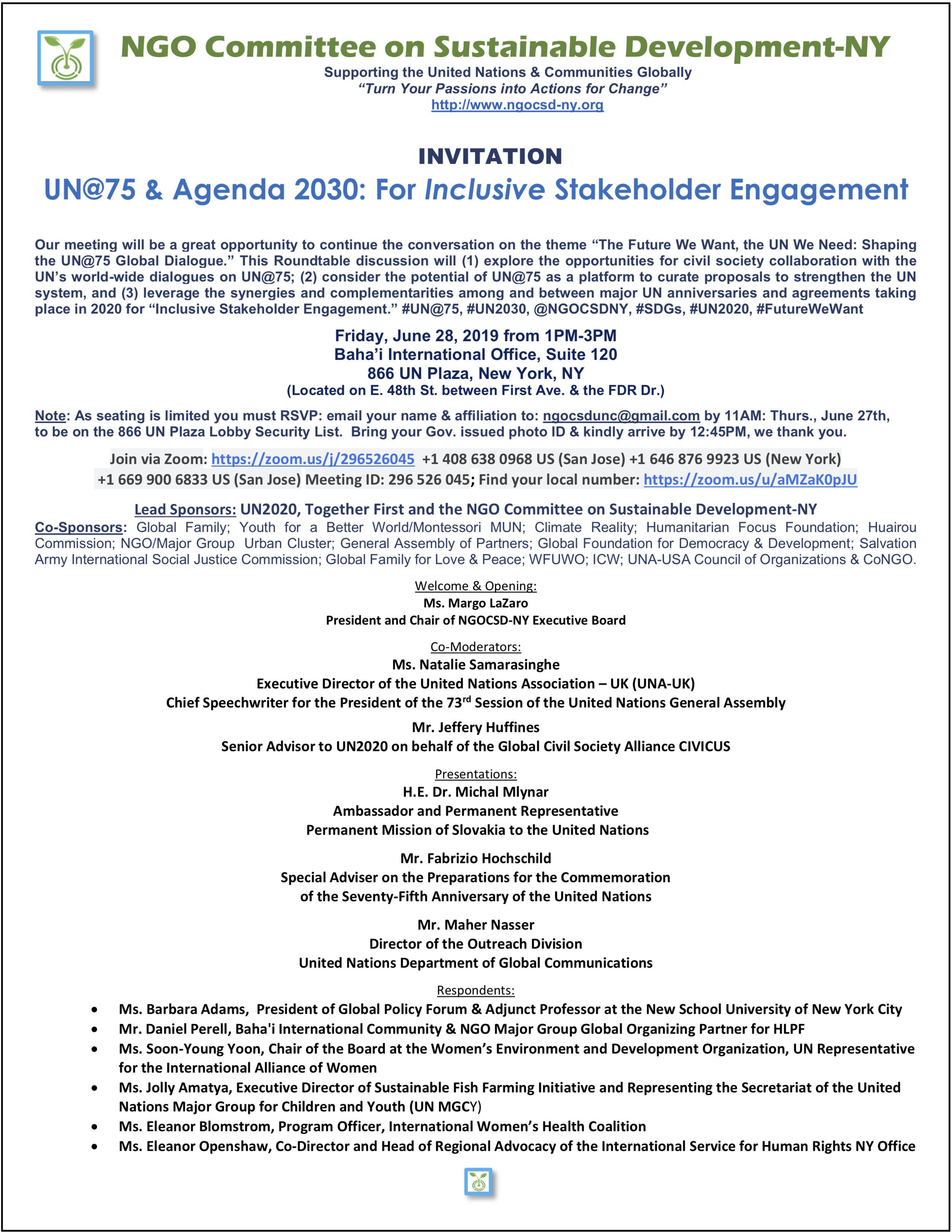 NGOCSD-NY UN@75 & Agenda 2030 6-28-19 Invitation A1.png