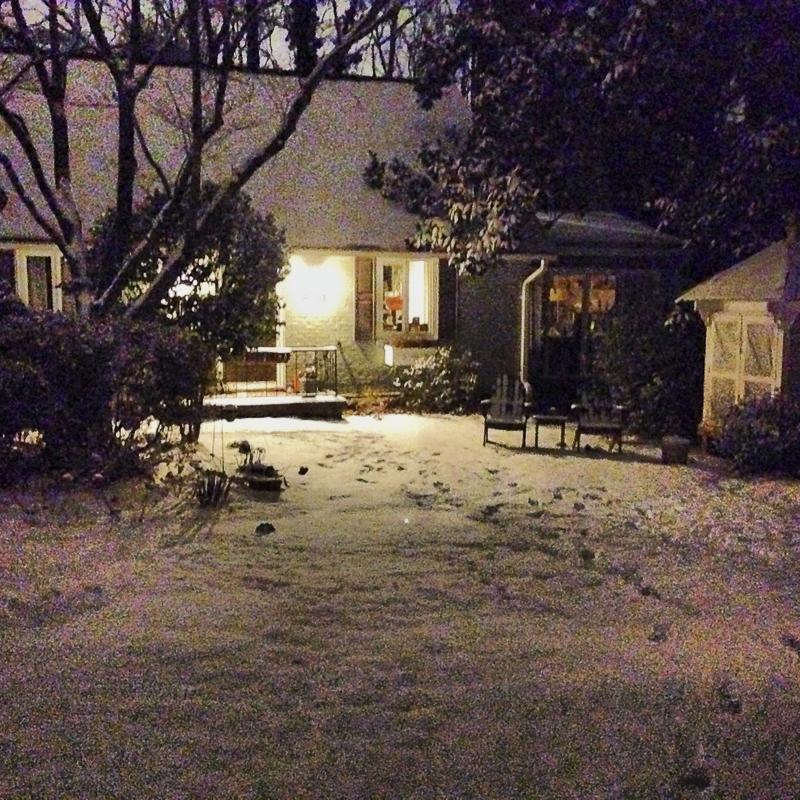 Snow Storm 2014