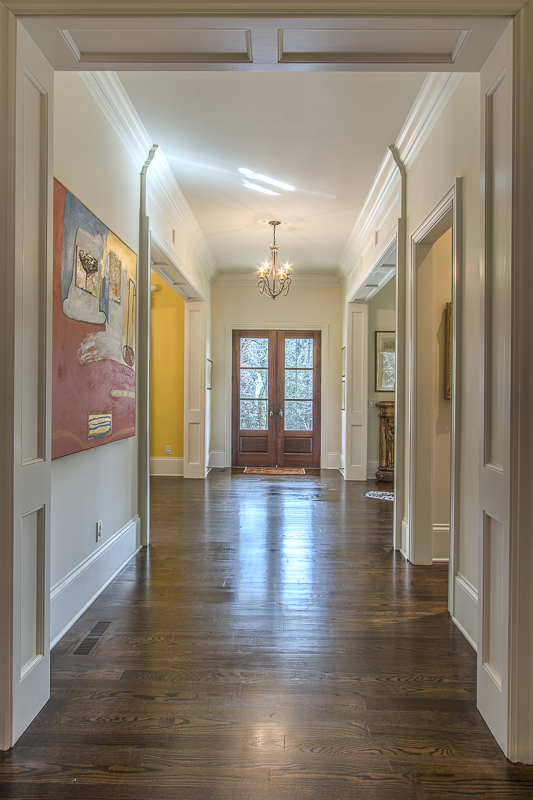 Foyer - Art - Art Lover's Dream Home