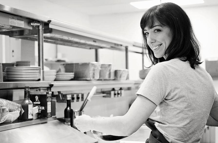 Chef Julia LeRoy - Source