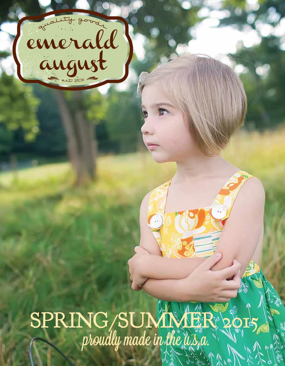 Emerald August Spring 2015