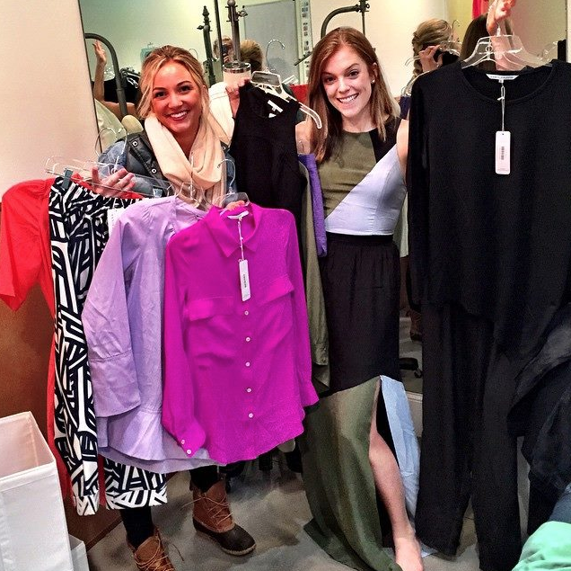 Instagram from the Annie Griffin Warehouse Sale Last Week!  Source - Note, to find out about the warehouse sales,  go to their website and join the mailing list.
