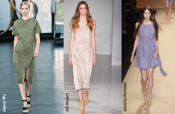 Spring 2015 Trends with Morgan Kylee