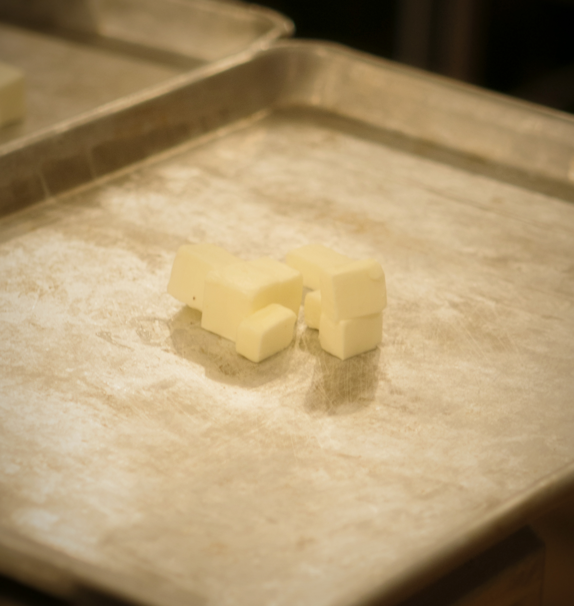 Preserving Place - Melting Butter
