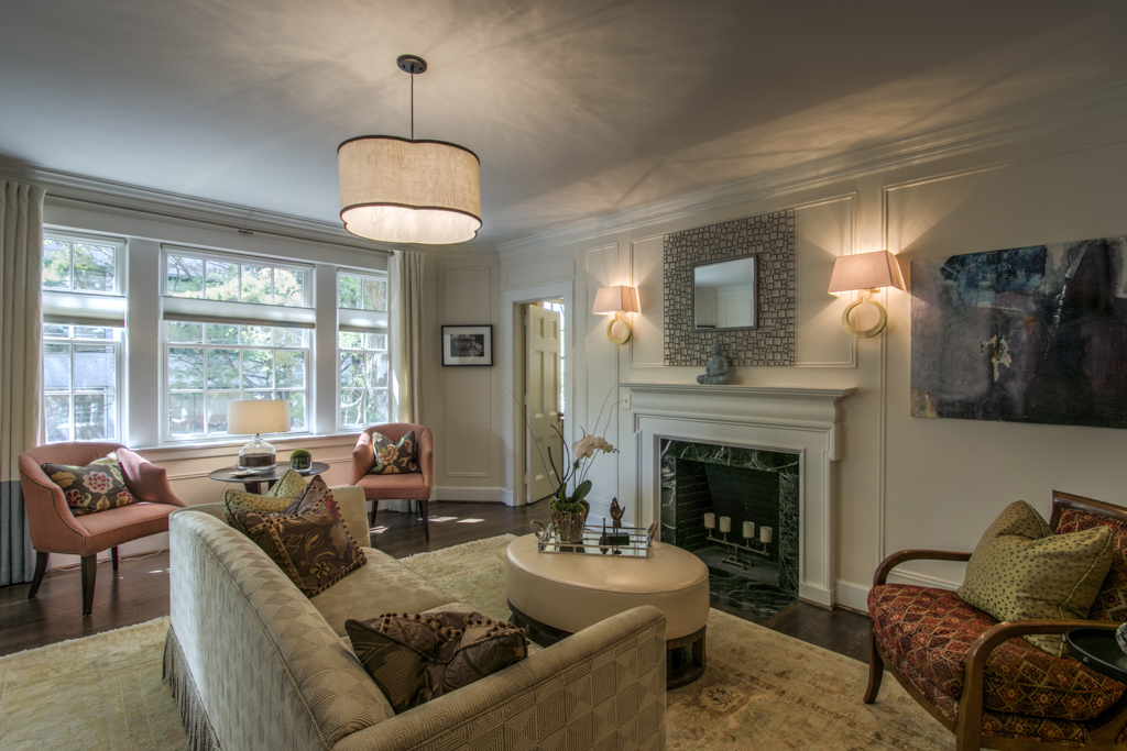 Neel Reid Living room