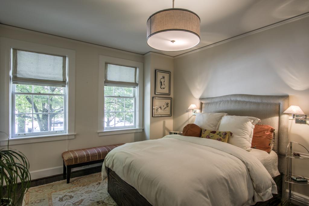 Reid House Master Bedroom
