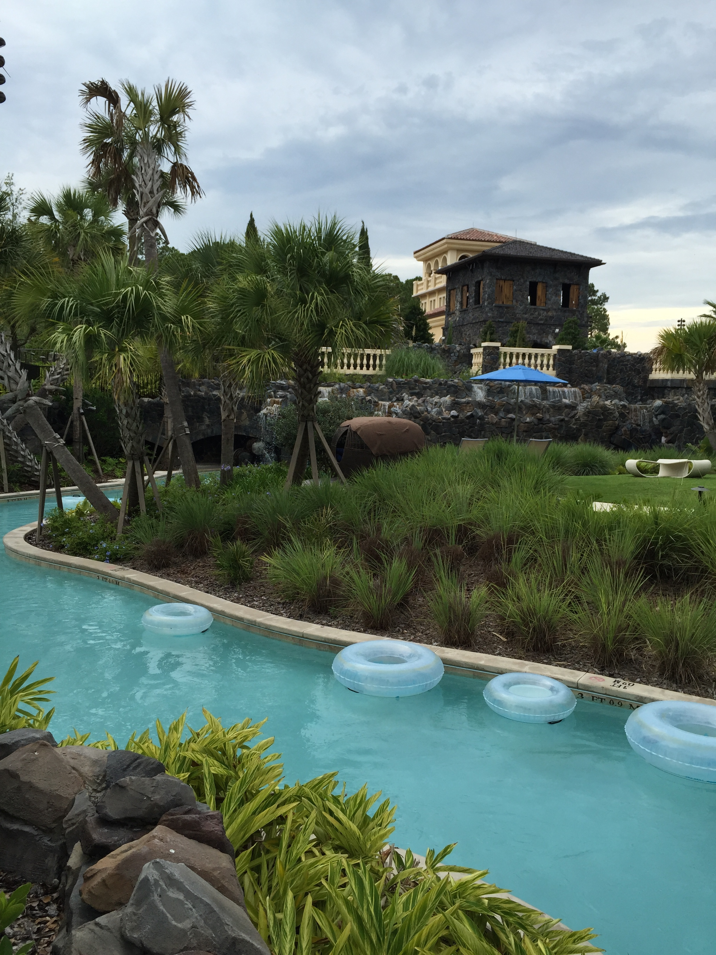 Lazy River at the Four Seasons Orlando