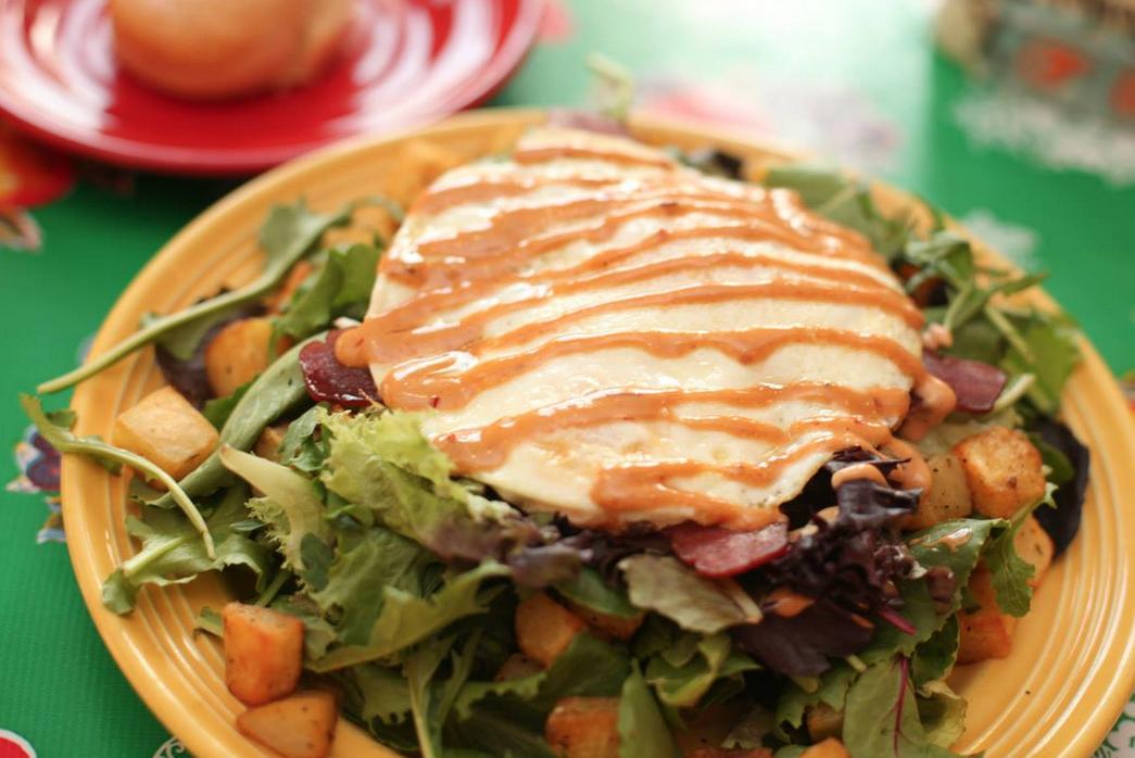 Flying Biscuit Fried Egg Salad