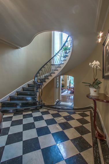 Classic Atlanta Foyer/ Cooper & Cooper