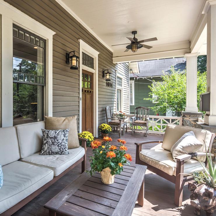 Front Porch Craftsman