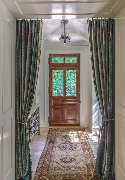 French Entryway