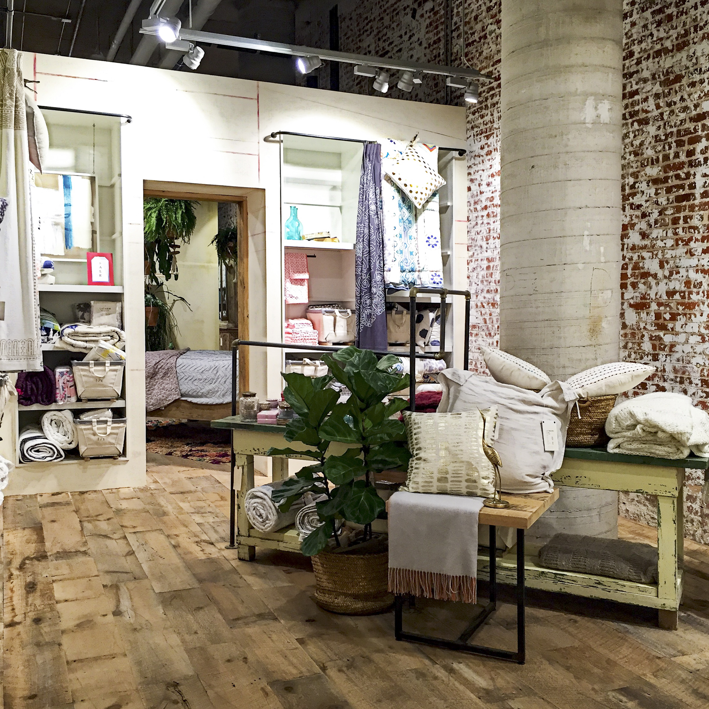 Anthropologie Ponce City