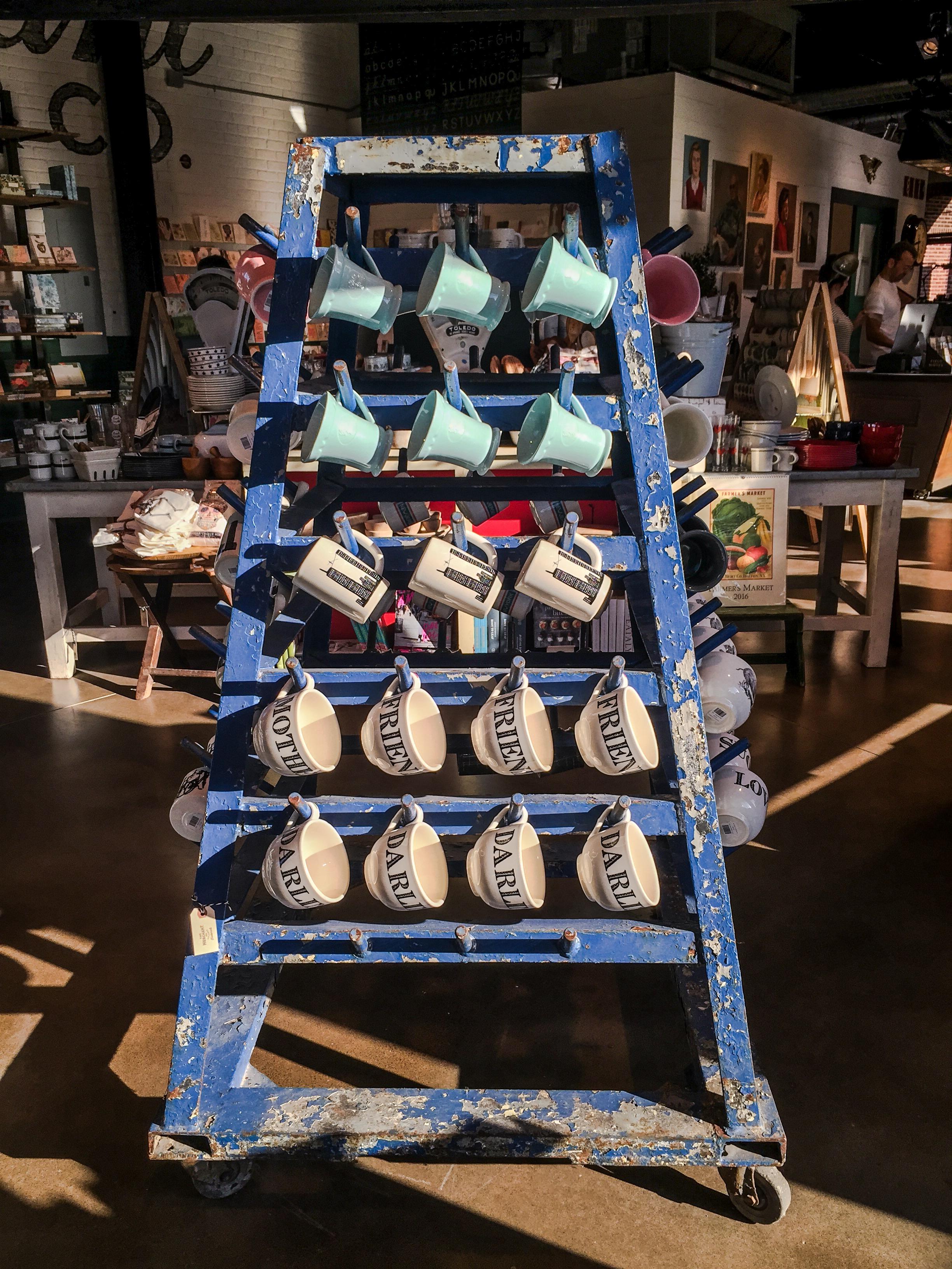 Mugs at The Merchant Atlanta