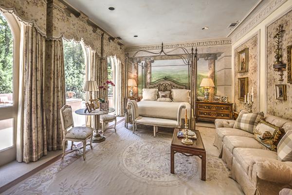Second bedroom in master suite