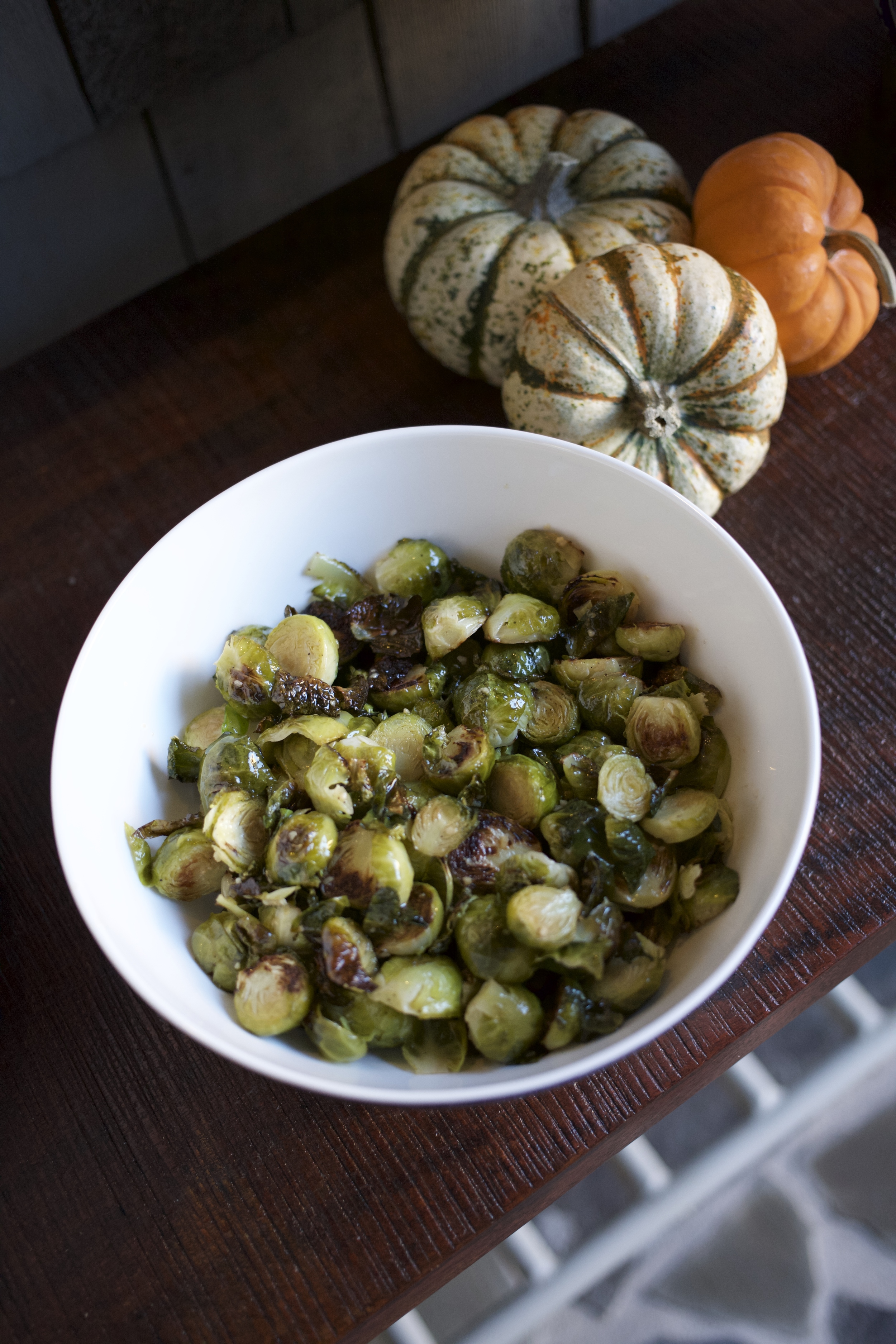 John Besh's Brussels Sprouts Salad