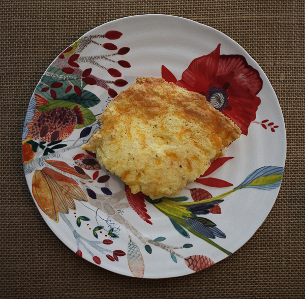 Cheese and egg cassarole
