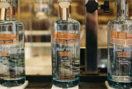 Old Fourth Ward Vodka