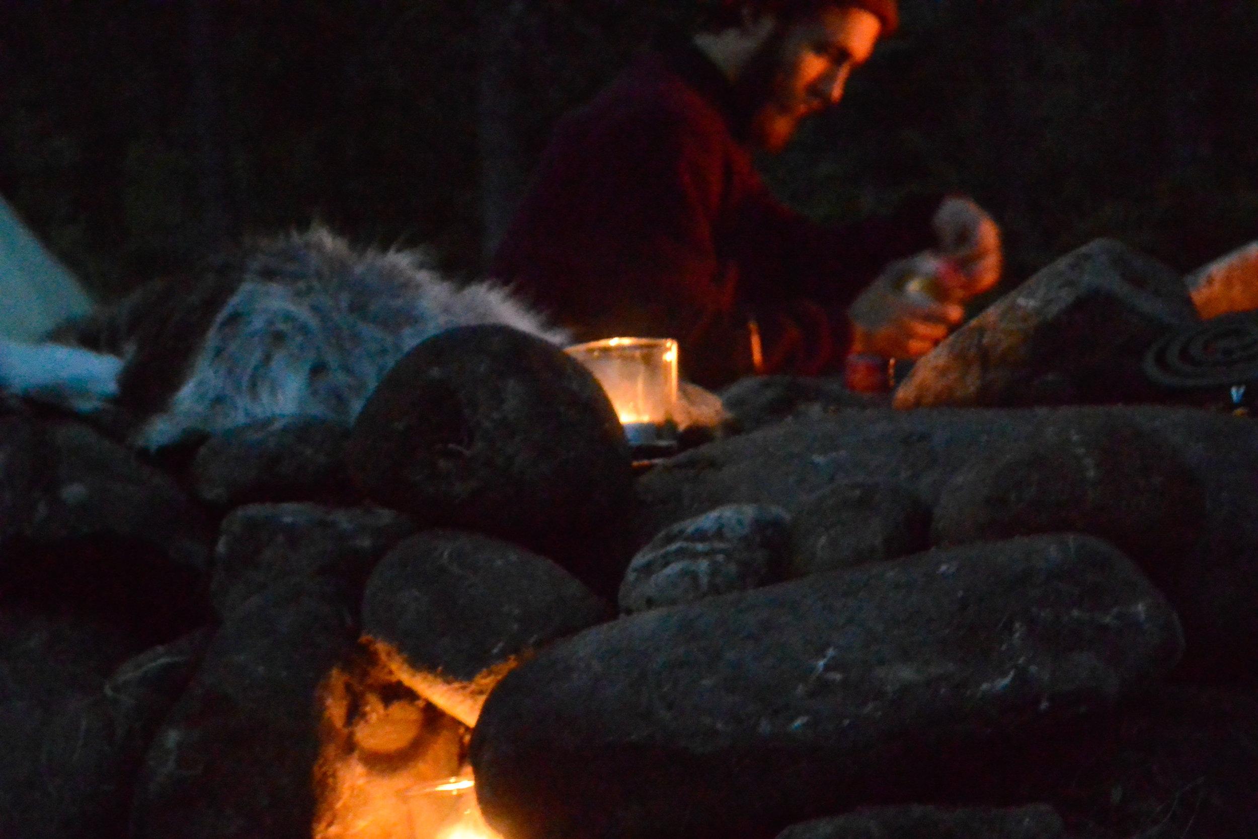 Å camp Fire - 2014