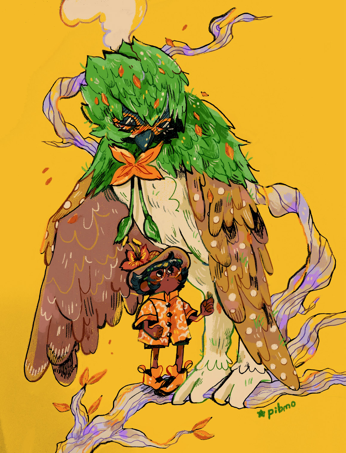 decidueye_commission.jpg
