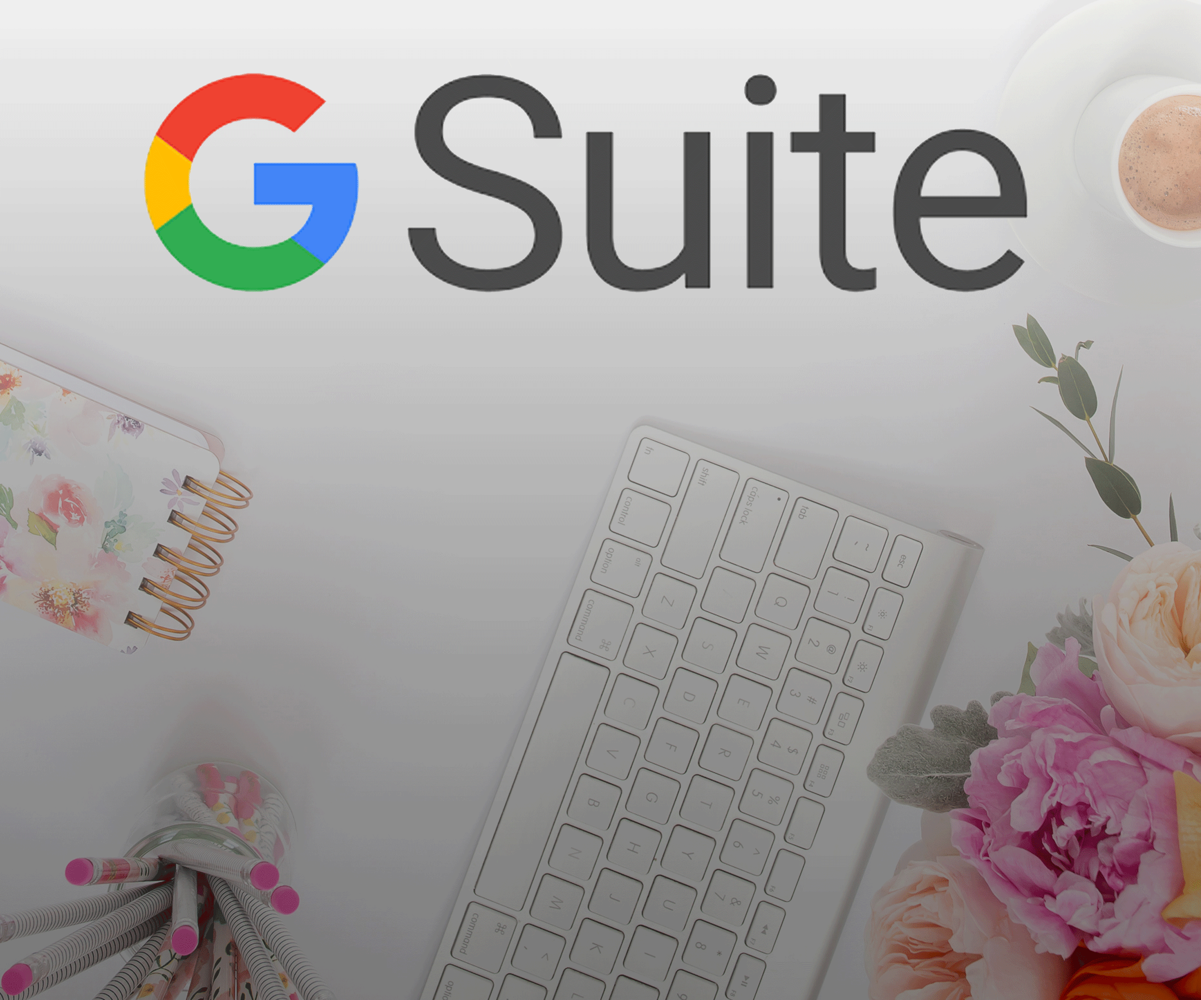 Get 20% off your first year of G Suite Basic!