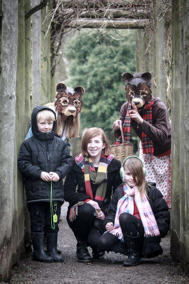 13 Bear Masks for Teddy Bears Picnic Play Day London.jpg